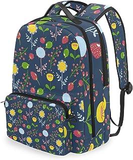 Mochila con bolsa cruzada desmontable, bonita mochila para ordenador de cactus, bolsa de libro para viajes, senderismo, acampada