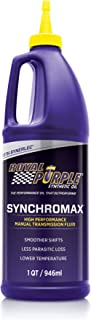 Royal Purple ROY01512 Synchromax synthetic CHROMAX, 1 quart