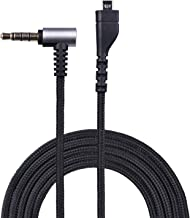 KeyEntre Replacement Audio Cable for SteelSeries Arctis 3, Arctis Pro Wireless, Arctis 5, Arctis 7, Arctis Pro Gaming Headset 2m/6.5 Feet