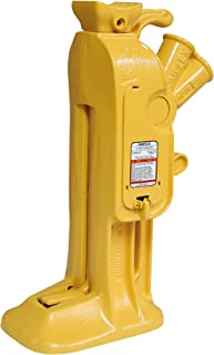Simplex RJ1017 Steel Mechanical Ratchet Jack, 10 Ton Capacity with 9.5