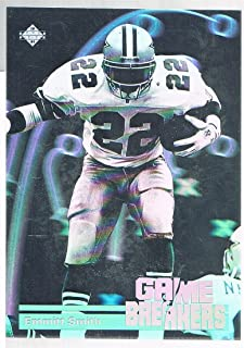 emmitt smith game breaker card