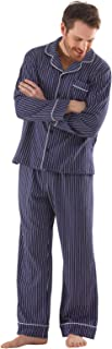 Classic Mens Pajamas Cotton - Men Pajamas Set