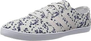 adidas Neo QT Vulc VS Womens Trainers/Shoes - White