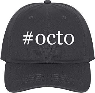 The Town Butler #octo - A Nice Comfortable Adjustable Hashtag Dad Hat Cap