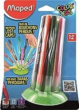 Maped Jungle Color Peps Felt Markers Innovation Pk12