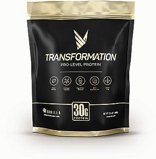 Transformation Vanilla Protein Powder | 30G Multi-Protein Superblend | Collagen Peptides, Egg White & Plant Blend | MCT Oi...