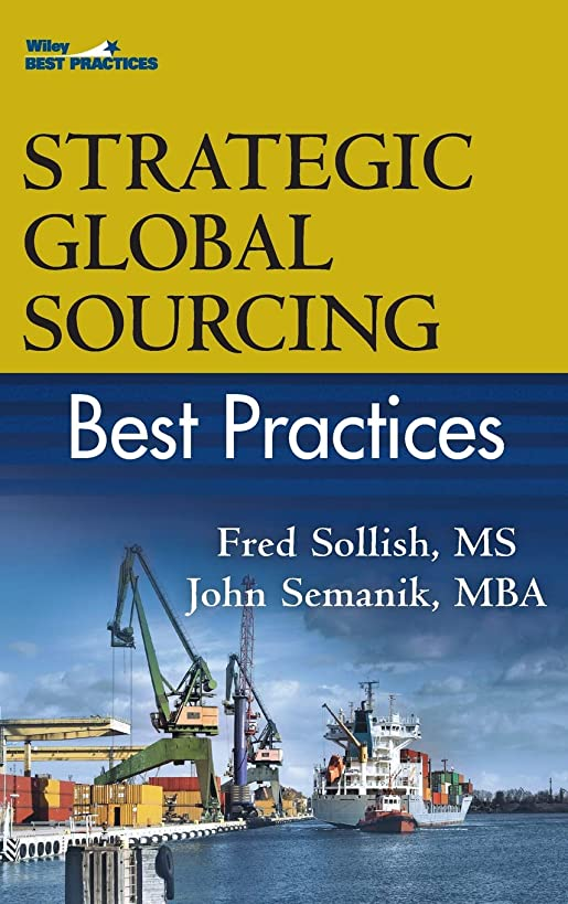 Strategic Global Sourcing Best Practices
