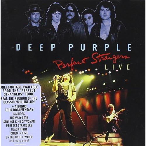 Deep Purple Live: Amazon com