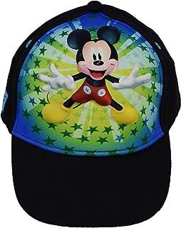 Disney Mickey Mouse 3D Baseball Cap - Boys Black