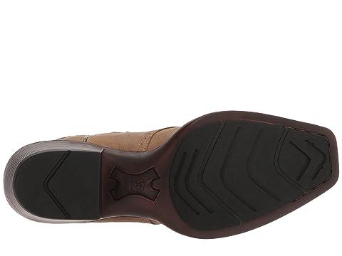 Tapageuse Ultra Deux Carré Huilé Brownbrown Venttek Tan Bout Ariat Étroit Antique Tons qw4X87v
