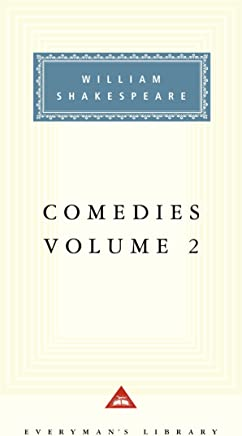 Comedies, Vol. 2 (Everyman's Library)