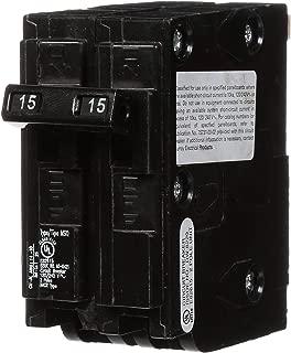 Murray MQ215 QO Replacement 15-Amp Double Pole Circuit Breaker
