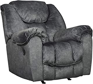 Signature Design by Ashley Capehorn Recliner, Granite