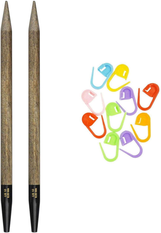 Cheap mail order shopping Lykke Knitting Needles Interchangeable Tips Circular 5 ☆ popular Driftwood