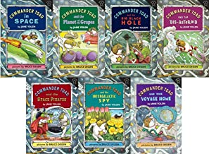 Commander Toad Complete Series Set ( 1- 7 )