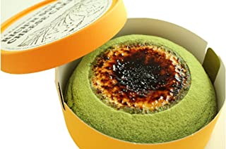 芦屋スイーツ 天空のチーズケーキ利休 人気のお取り寄せ 15cm 抹茶1箱