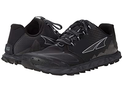 Altra Footwear Superior 4.5 (Black) Men