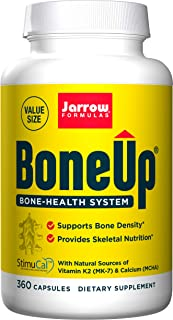 Sponsored Ad - Jarrow Formulas Bone-Up, Promotes Bone Density, 360 Caps.
