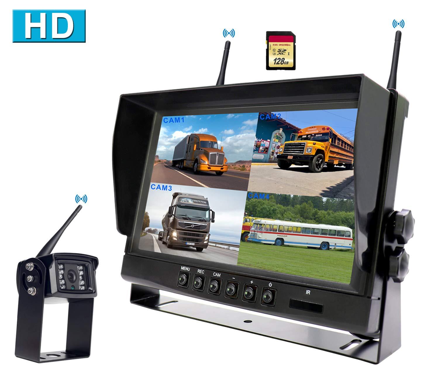 CAMONS Digital Wireless Monitor Waterproof
