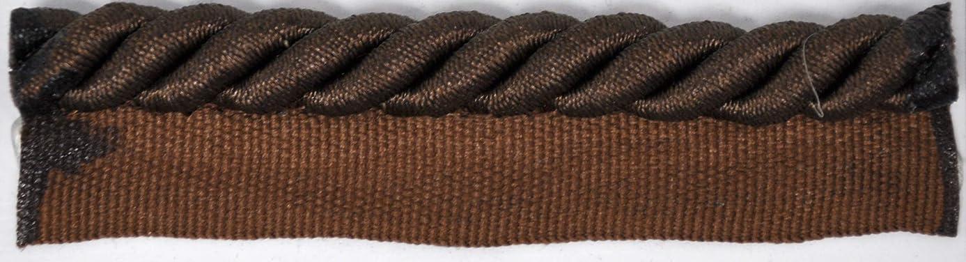 BELAGIO Enterprises BC-1023-06 Cord with Lip Brown