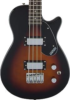 $299 » Gretsch G2220 Electromatic Junior Jet Bass II Electric Bass Guitar (Tobacco Sunburst)