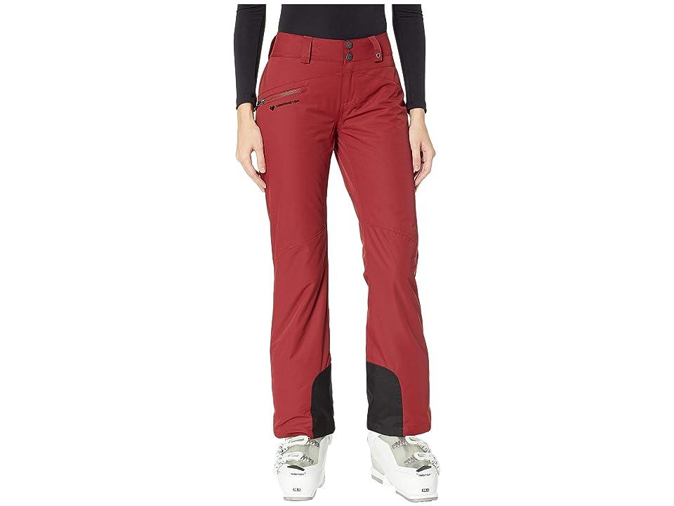 Obermeyer Malta Pants (Major Red) Women