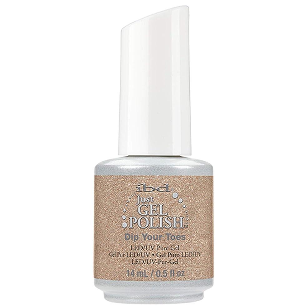 ラショナルゼリー名門ibd Just Gel Nail Polish - Dip Your Toes - 14ml / 0.5oz