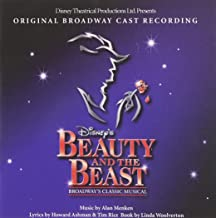 Beauty  The Beast Broadway Musical O.C.R.