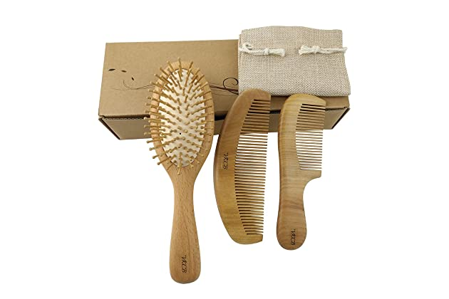 Best Wood Combs For Hair Amazoncom