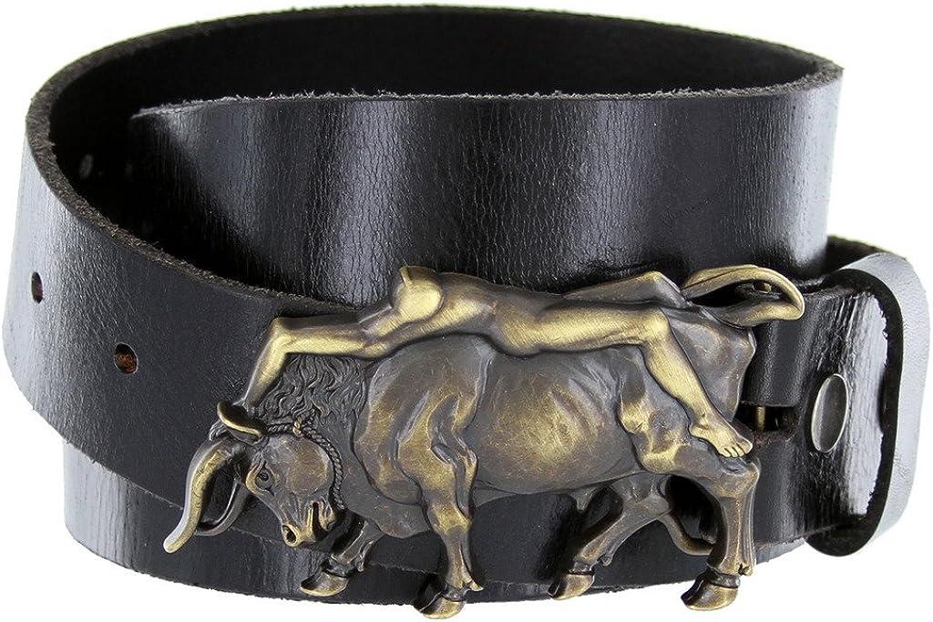Vintage genuine leather braided belt Vintage genuine leather belt with brass element