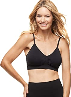 Seamless Comfort Wirefree Bralette with Removable Pads