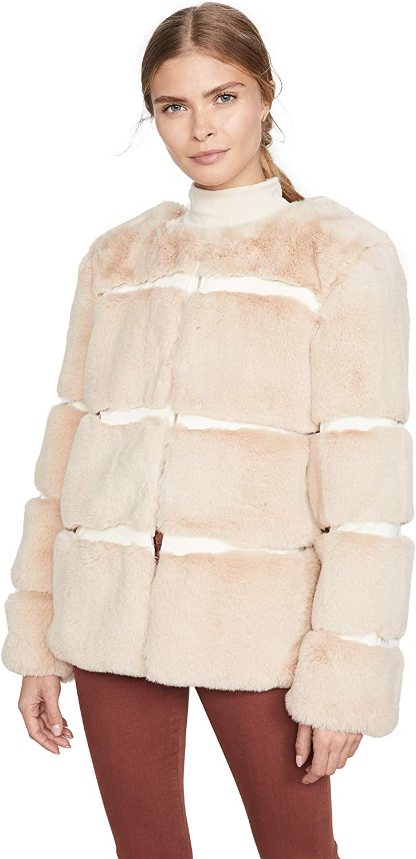 Keepsake Women's Ariel Faux Fur Coat