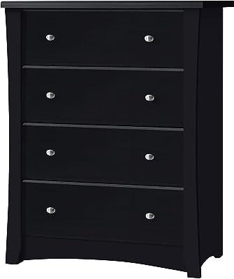 Ideal for Nursery Toddlers Room Kids Room Wood and Composite Construction Kids Bedroom Dresser with 6 Drawers Storkcraft Kenton 6 Drawer Universal Dresser Espresso