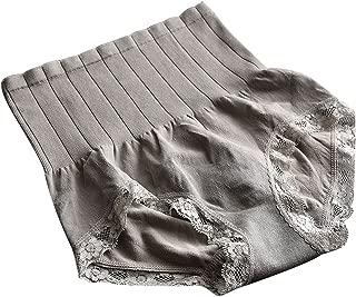 ACVIP Women's Underwear Brief High-Waist Shapewear Tummy Slimming Intimates Medium