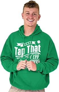 Classic Teaze Tap That All Day Long St Patricks Day Drink Hoodie