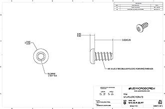 Best pt screws for plastic Reviews