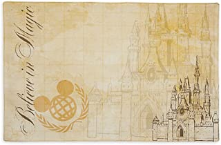 Best vintage disney placemats Reviews