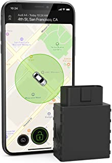 CARLOCK - 2nd Gen Advanced Real Time 3G Car Tracker & Car Alarm. Comes with Device & Phone App. Easily Tracks Your Car in ...