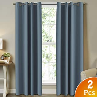 Best non pleated curtains Reviews