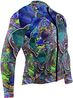 Heart Touching Sad Love Mens Cycling Jersey Coat Long Sleeve Outdoor Cycle Clothes Outfit