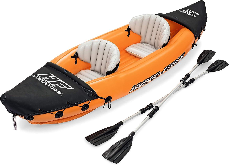 comparar kayak inflable Semirigido