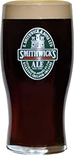 Smithwick's Label Pint Glass, 20 ounce, 1 Pack