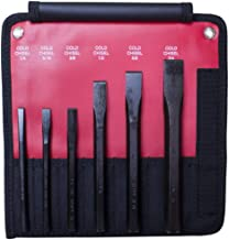 Mayhew 60560 Cold Chisel 6 Piece