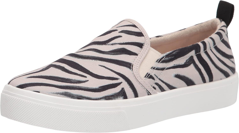 Skechers Women's Street Poppy-Wild Stripes Sneaker