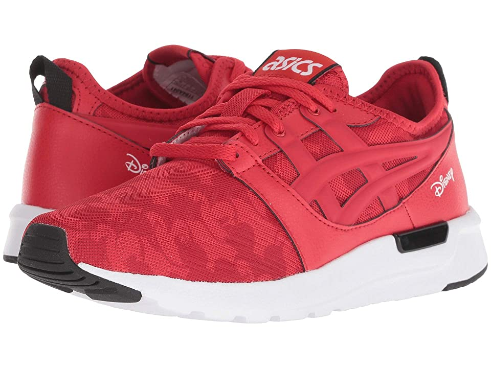 ASICS Kids Tiger Gel-Lyte Hikari Mickey Mouse (Big Kid) (Classic Red) Kids Shoes