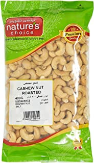 Natures Choice Cashew Nut Roasted - 400 gm