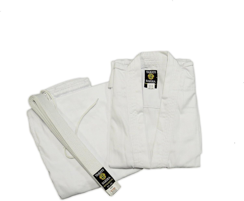 Yamato Colorado Springs Mall Max 78% OFF Sakura Lightweight Karate Gi Uniform