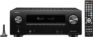 Denon AVR-X2600H 7.2-Ch x 95 Watts A/V Receiver w/HEOS (Renewed)