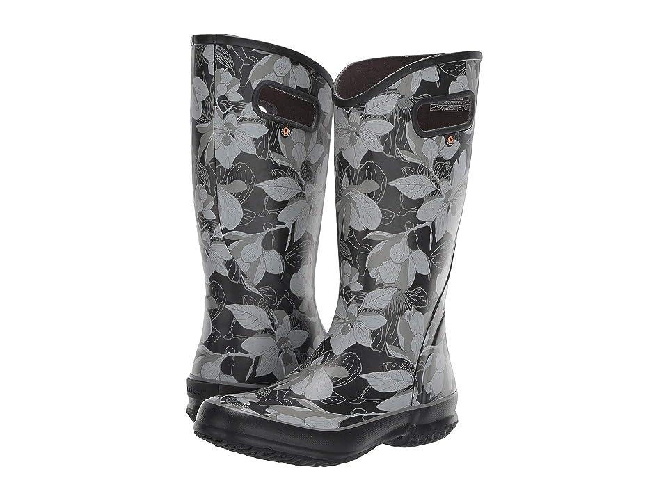 Bogs Spring Vintage Rain Boot (Black Multi) Women