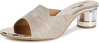 Bella Toes Women's Block Heels Fashion Sandals - 920